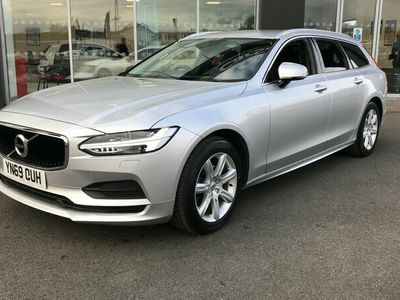 used Volvo V90 2.0 D4 Momentum Geartronic [Winter Pack]