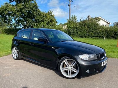 used BMW 118 1 SERIES d M Sport 5DR 2.0