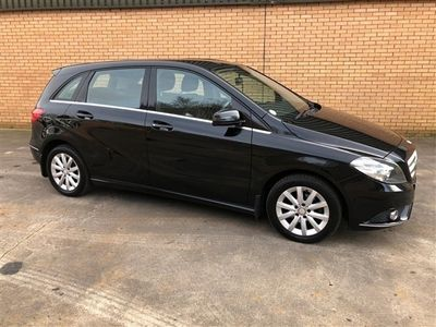 used Mercedes B180 B-Class EstateCDI BlueEFFICIENCY SE 5d Auto