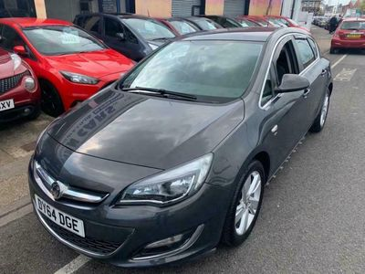 used Vauxhall Astra SRI 5-Door hatchback