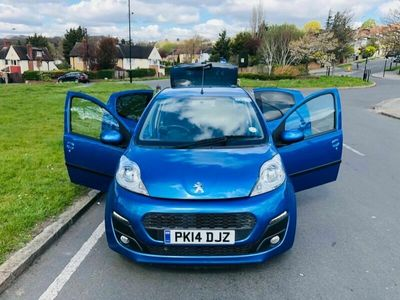 used Peugeot 107 1.0 12v Allure 5dr