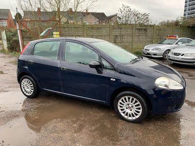 used Fiat Grande Punto 1.4 8v Active 5dr