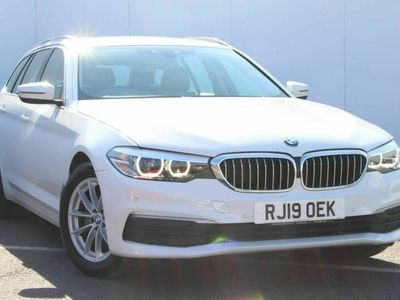 used BMW 520 5 Series 2.0 d SE Touring Auto (s/s) 5dr
