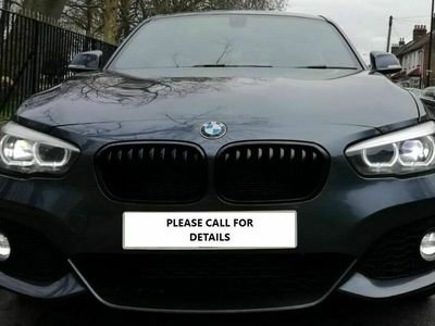 used BMW 118 1 Series 2.0 d M Sport Shadow Edition Sports Hatch (s/s) 5dr