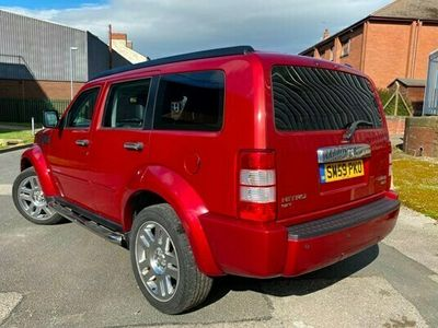 used Dodge Nitro 2.8 CRD SXT 5dr Automatic 4x4 Deliveries Nationwide TRIALS INSPECTIONS Discounts