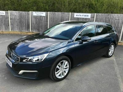 used Peugeot 508 SW 1.6 BlueHDi Active (s/s) 5dr
