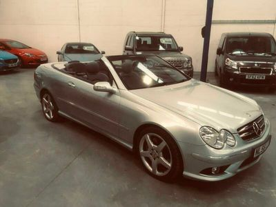 used Mercedes CLK350 Sport 2dr Tip Auto