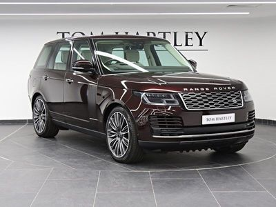 used Land Rover Range Rover 5.0 Autobiography 5dr