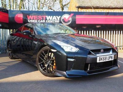 used Nissan GT-R 3.8 Prestige 2dr Auto