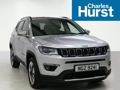 used Jeep Compass SW DIESEL 1.6 Multijet 120 Limited 5dr [2WD]