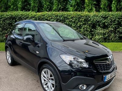 used Vauxhall Mokka 1.6i (115 PS) Exclusive s/s 5dr SUV