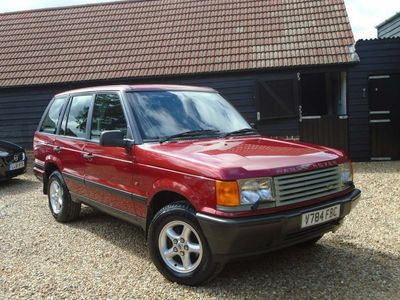 used Land Rover Range Rover 2.5 TD HSE 5dr Auto