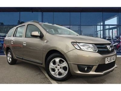 used Dacia Logan 0.9 TCe Laureate 5dr [Start Stop]