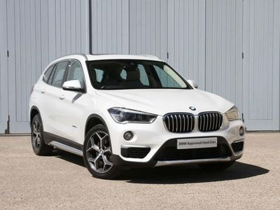 used BMW X1 xDrive20d xLine