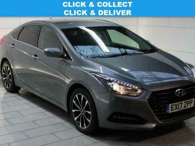used Hyundai i40 1.7 CRDi Blue Drive SE Nav DCT (start/stop) diesel saloon