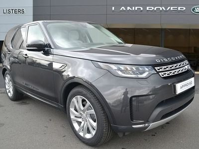 used Land Rover Discovery 3.0 TD6 HSE 5dr Auto SUV 2017