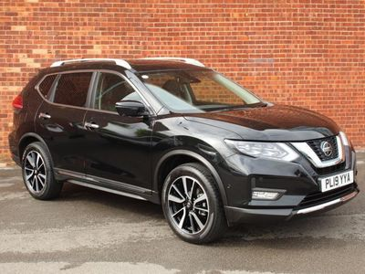 used Nissan X-Trail 1.3 DiG-T Tekna 5dr DCT Station Wagon