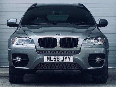 used BMW X6 Estate 3.0d xDrive 5d Step Auto
