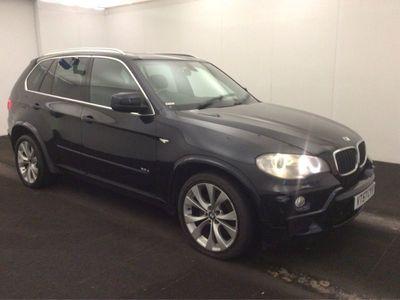 used BMW X5 3.0 D M SPORT 5d 232 BHP