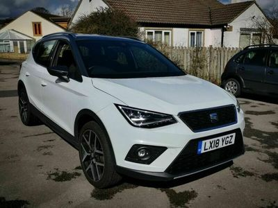 used Seat Arona 1.0 TSI XCELLENCE Lux DSG (s/s) 5dr