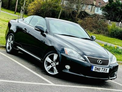 used Lexus IS250 2.5 Advance 2dr