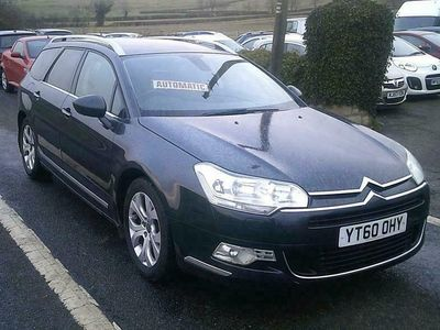 used Citroën C5 EXCLUSIVE HDI EXCLUSIVE