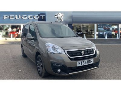 used Peugeot Partner Tepee 2016 Harlow 1.6 VTi 98 Active 5dr Petrol Estate