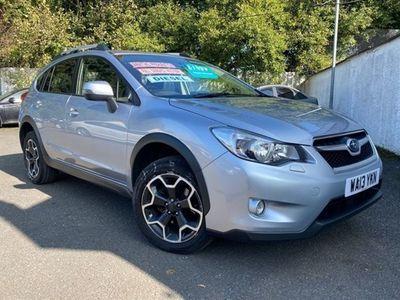used Subaru XV Hatchback 2.0D SE Lux Premium 5d
