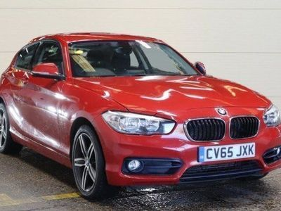 used BMW 116 1 Series 1.5 d Sport (s/s) 3dr