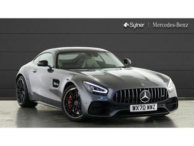 used Mercedes AMG GT C