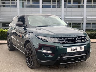 used Land Rover Range Rover evoque 2.2 SD4 Dynamic 3dr Auto [9]