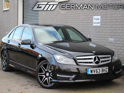 used Mercedes C350 C CLASS 3.0CDI BLUEEFFICIENCY