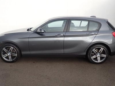 used BMW 118 1 Series i [1.5] Sport 5dr [Nav] Satellite Navigation
