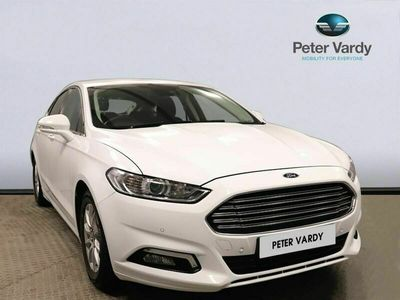 used Ford Mondeo 2.0 TDCi ECOnetic Zetec 5dr [Nav]