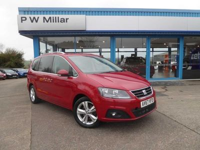 used Seat Alhambra 2.0 TDI Ecomotive XCELLENCE (s/s) 5dr
