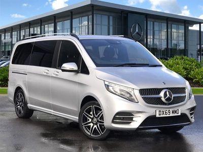 used Mercedes V220 V-ClassD Amg Line 5Dr 9G-Tronic [Long]