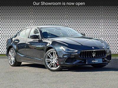 used Maserati Ghibli Hybrid GranSport 4dr Auto 2.0
