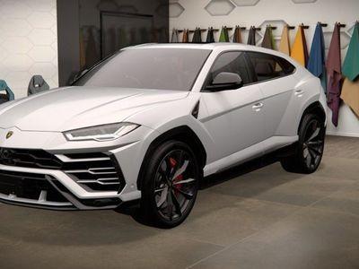 used Lamborghini Urus SUV auto 5d