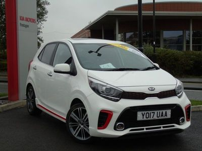 used Kia Picanto Picanto 20171.25 GT-LINE S 5DR Hatchback 2017