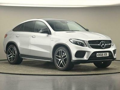 used Mercedes GLE43 AMG GLE COUPE4Matic Night Edition 5dr 9G-Tronic