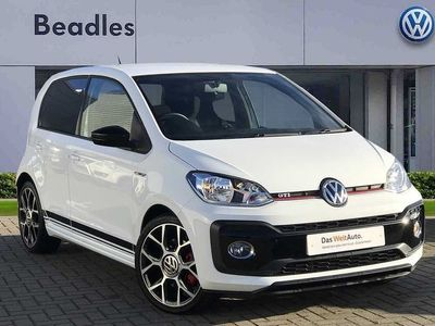 used VW up! Up 1.0 115PS up! GTI 5Dr 1.0 TSIGTI (s/s) 5dr