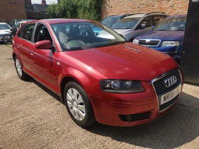used Audi A3 2.0 TDi 5dr S Tronic