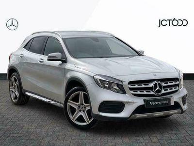 used Mercedes GLA200 GLA ClassAMG Line 5dr Auto suv 2018