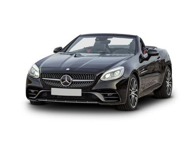 used Mercedes 180 SLCAMG Line 2dr 9G-Tronic Auto roadster