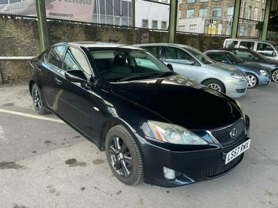 used Lexus IS220d 4dr Priced to sell Nationwide Delivery