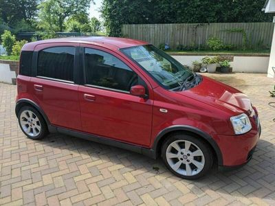used Fiat Panda 1.4 16v 100HP 5dr