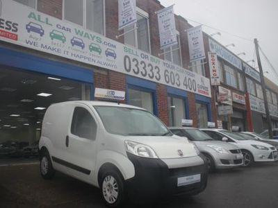 used Fiat Fiorino 1.3 16V Multijet Van, 2011, Van, 86767 miles.