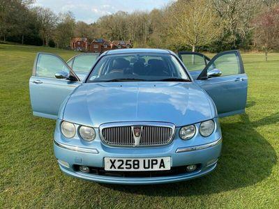 used Rover 75 2.5 V6 Connoisseur SE 4dr