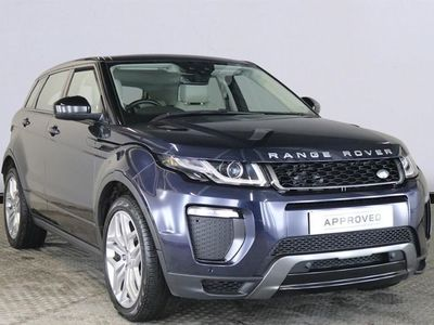 used Land Rover Range Rover evoque 2.0 TD4 HSE Dynamic 5dr Auto 2016