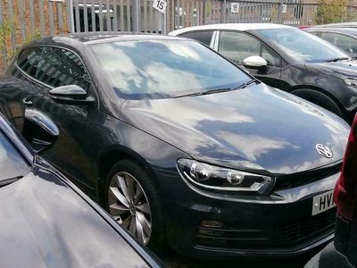 used VW Scirocco 1.4 TSI BlueMotion Tech GT Hatchback 3dr
